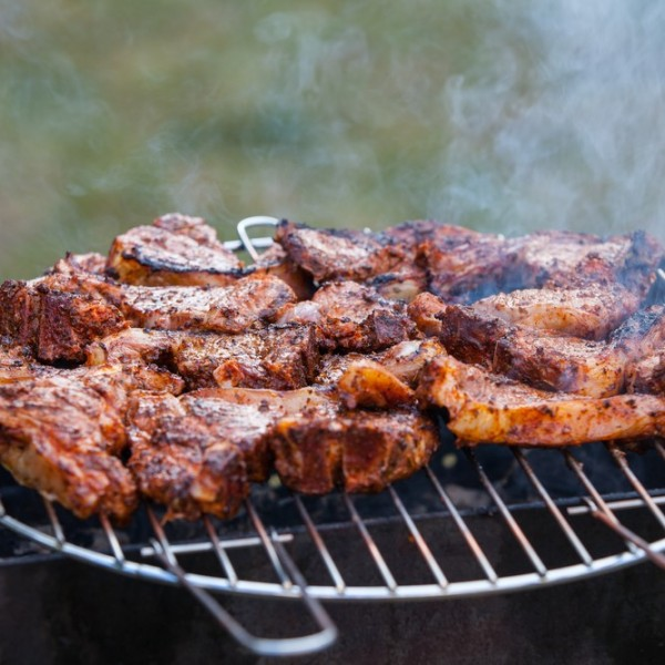 MARINATED LAMB CHOPS (1KG)