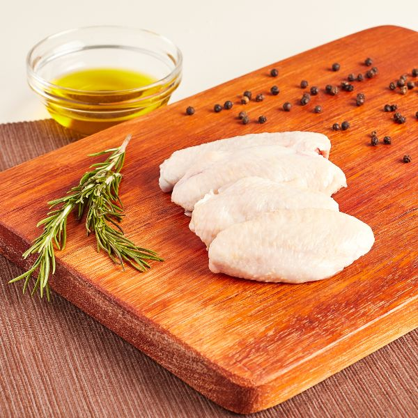 CHICKEN MID JOINT WING (1KG)
